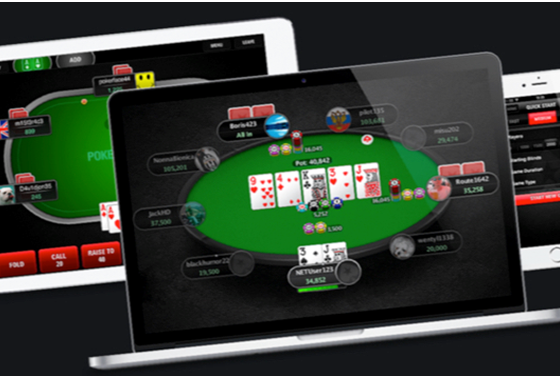 Poker qui website and its games