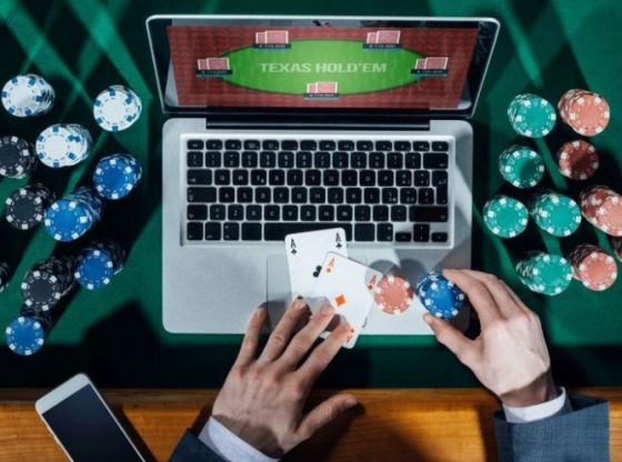 Poker Development Grounds: COMPUTER Betting Controls Demo