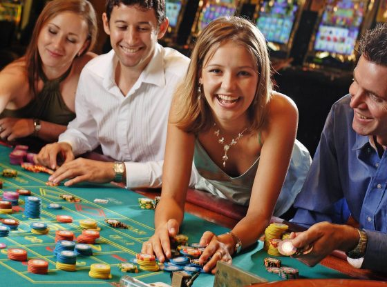 The Casino Slot Machine Games Right Now!