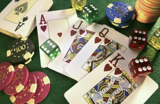 An Appearance Globe Collection Of Online Poker