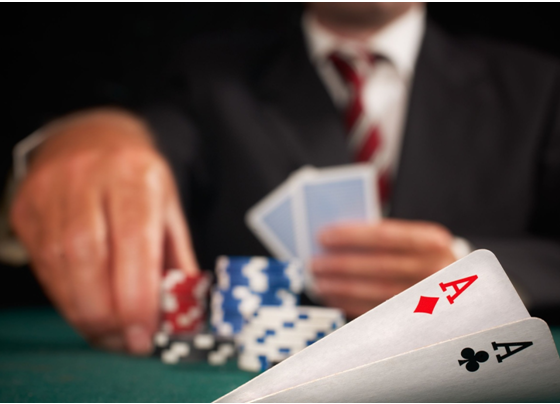 Why does poker have the steepest learning curve and the widest skill gap?